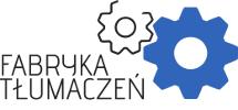 Tłumacz techniczny współpraca logo firmy Fabryka tłumaczeń